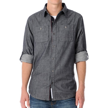Long dress shirts zumiez