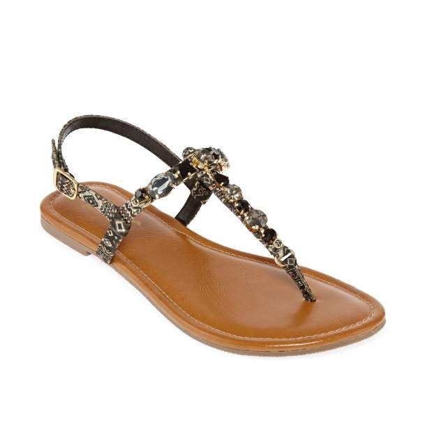 Arizona Mila Sandals T Strap Sandals T Strap Sandals