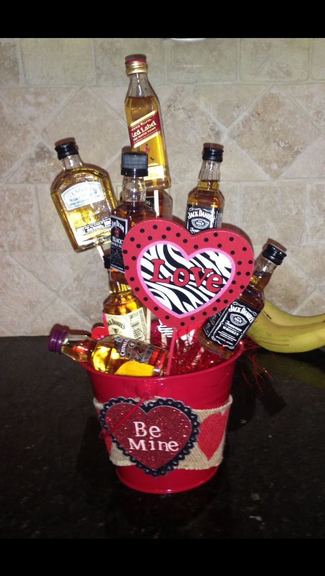 41 Best Images About Liquor Gift Baskets On Pinterest