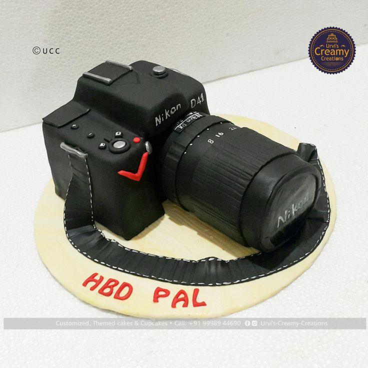 Nikon camera  by Urvi Zaveri
