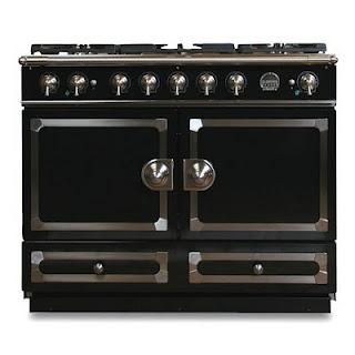 replicated vintage oven: Gloss Black, The Cornue, Cornue Cornufé, Dreams Kitchens, Cornufé Stove, Williamssonoma, New Kitchens, Ovens, Cornue Stove