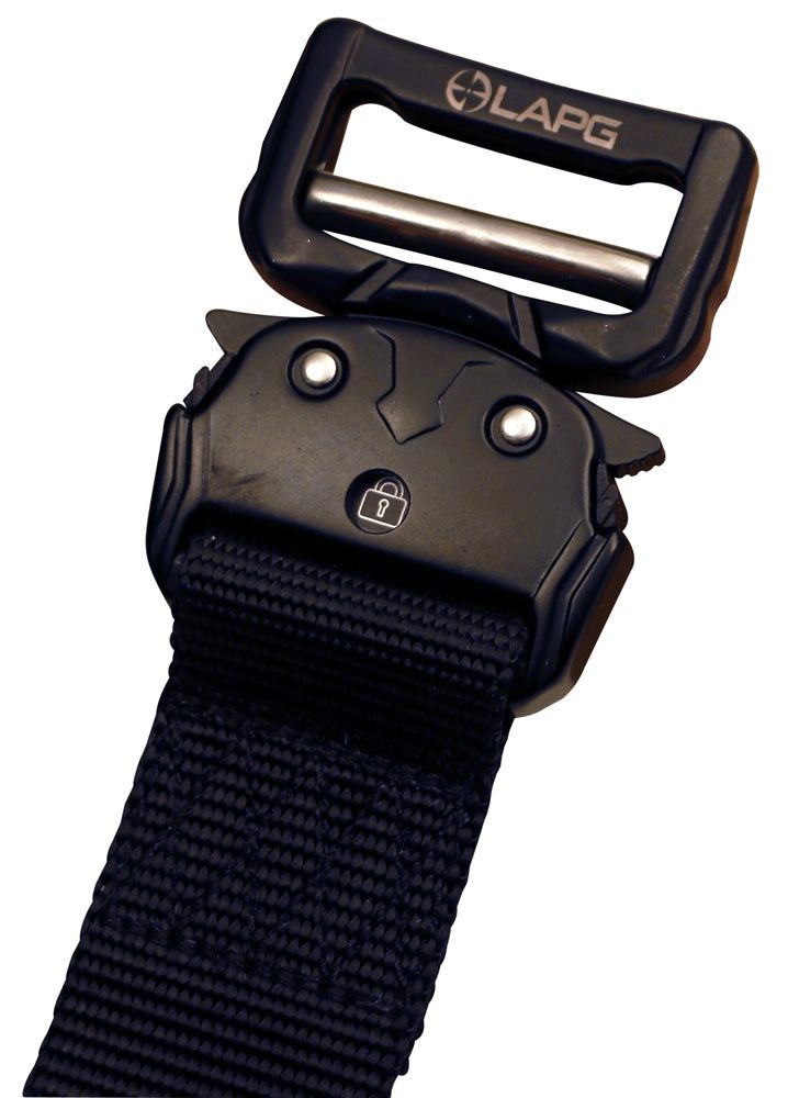 LA Police Gear Falcon 1.5 Inch Shooter's Belt