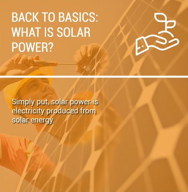 Back to Basics: what is solar power | Solar Brokers Canada