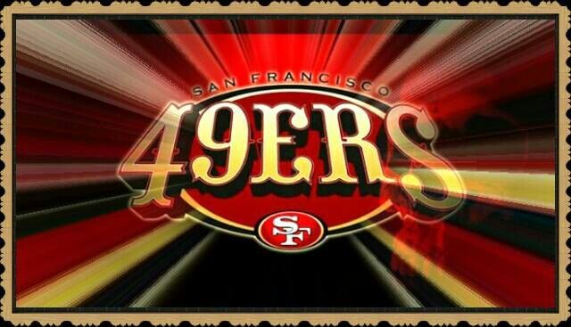 Niners It S All About The Red Amp Gold Pinterest