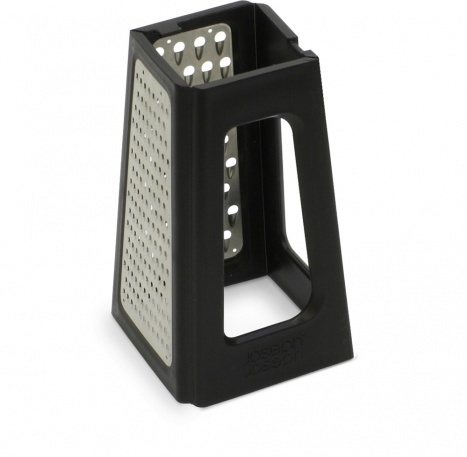 JosephJoseph.com has lots of great products! I want this foldable cheese grater. Doesn't take up too much space AND it's dishwasher-safe!