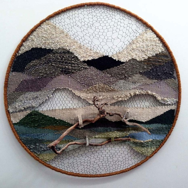 Fab.com | Textile Folk Wall Art