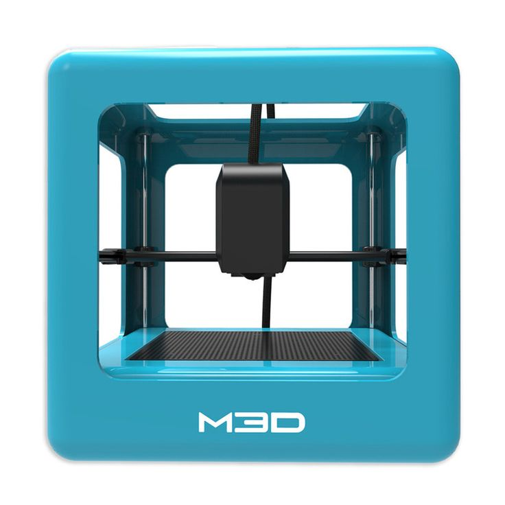 The Micro 3D printer from M3D brings 3D printing into your
