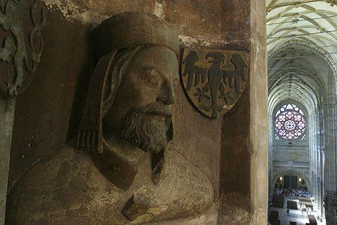 katedrála sv. Víta, Vojtěcha a Václava - Královská cesta