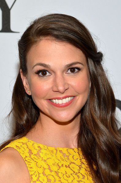 """When people say, 'I want to be just like you!', I think, 'oh god! I'm a mess!"" -Sutton Foster"