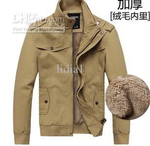Wholesale New arrival hot sale boys winter fashion winter coat jacket cotton washing business cashmere jacket, Free shipping, $64.76/Piece | DHgate