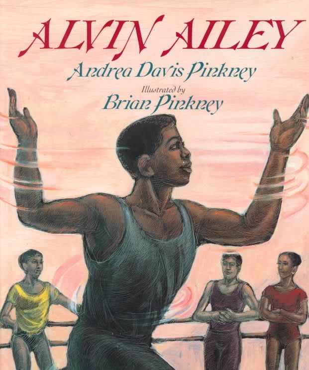 Andrea Davis Pinkney and Brian Pinkney tell the story of Alvin Ailey in this picture-book biography. A giant in the modern dance choreography world, Ailey was also a major proponent of African-American culture and talent. This husband-and-wife team make a name that's familiar to many come alive as the great man he was.