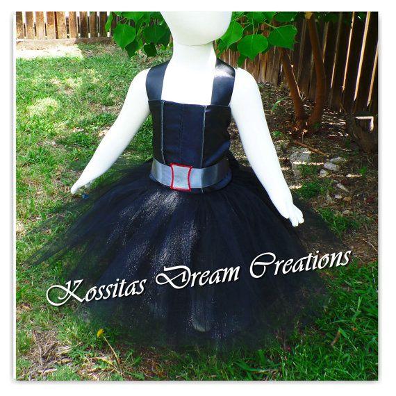 Black Widow Tutu Dress, Alianovna Romanova Costume, Natasha Romanova Costume, Superhero Costume, Avenger Costume, Black Widow Costume