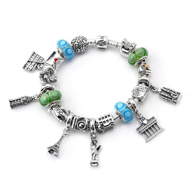 Best 25 pandora travel charms ideas on pinterest pandora charms pandora world traveler bracelet sciox Choice Image