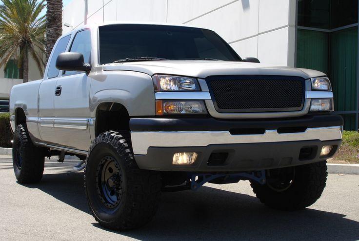2003-2005 Chevrolet Silverado (All Models Except 05 HD ...