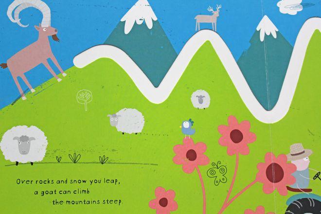 Craig Shuttlewood 'Around the World' interactive children's book, review by Bobby Rabbit