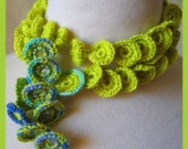 Under the Sea Flora Necklace Lariat https://www.etsy.com/listing/25958565/crocheted-necklace-under-the-sea-flora?ref=tre-2720417503-11 @Onfire