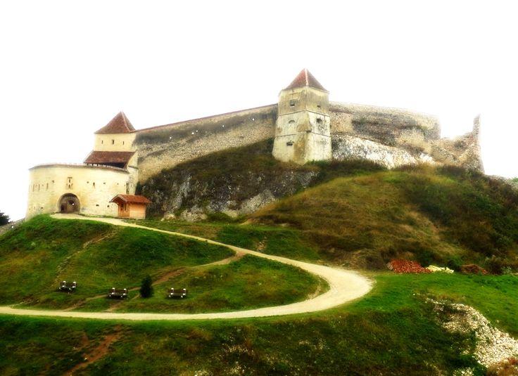 Rasnov Fortress. Rasnov. Brasov. Romania