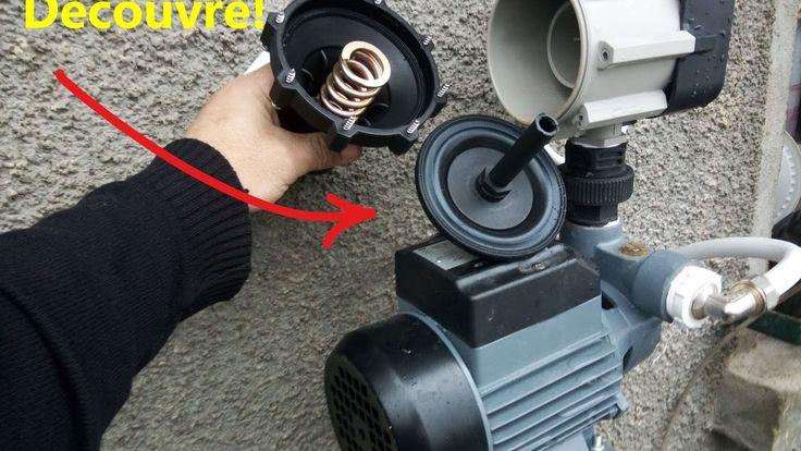 Comment fonctionne une pompe a eau avec un cerveau suppresseur id es pour la maison - Quelle pression d eau pour une maison ...