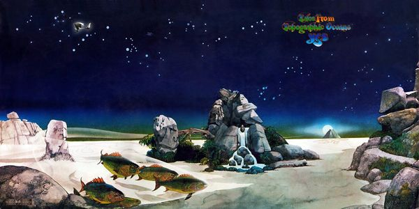 Yes - Tales From Topographic Oceans (1974)