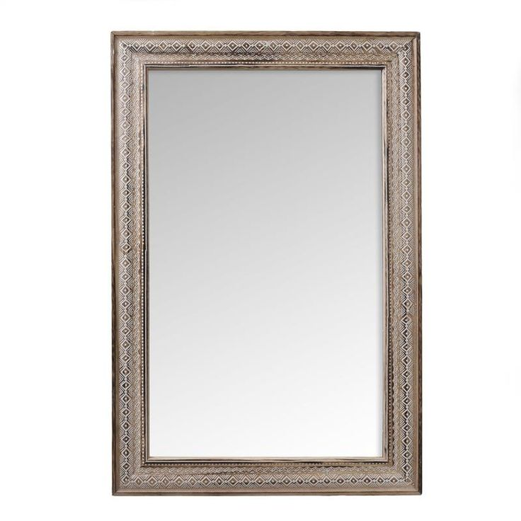Wall Mirror - Wooden - Polyester - MIRRORS - inart