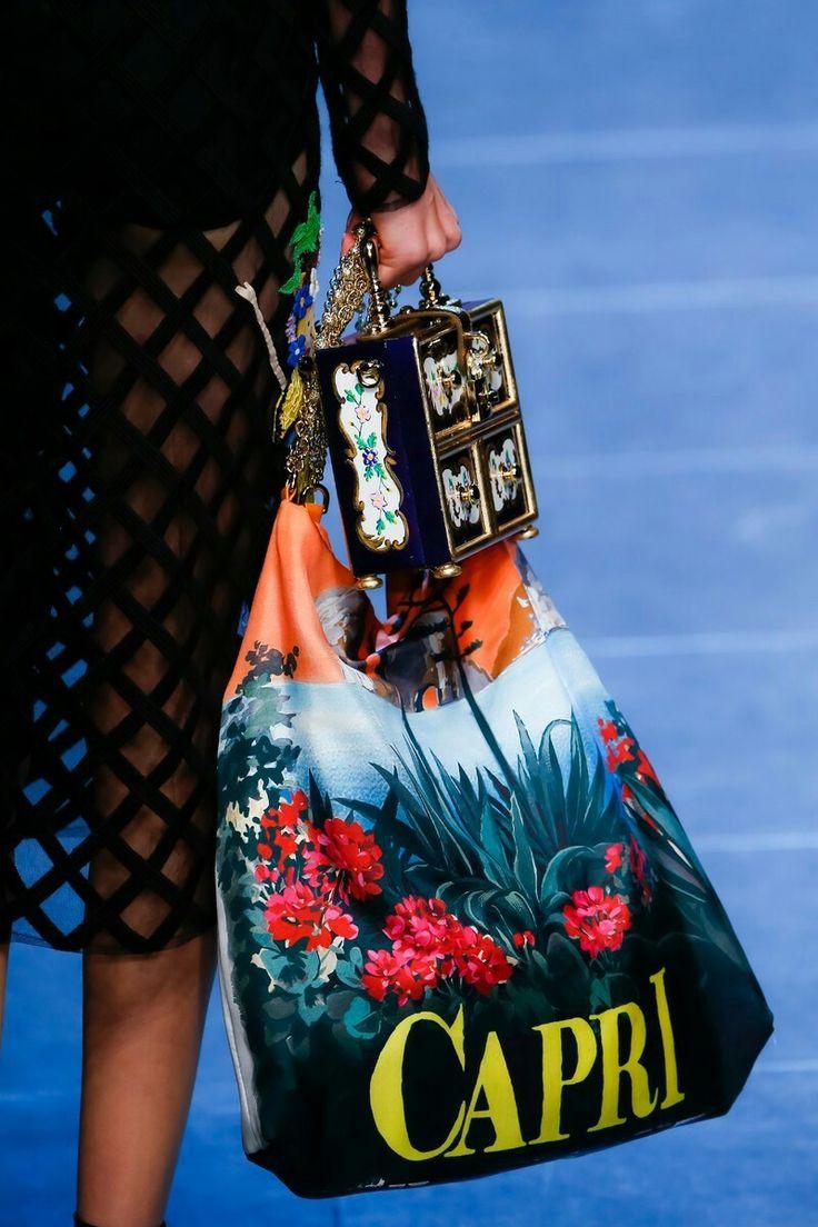 Purses Dolce & Gabbana spring 16
