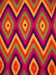 Resultado de imagen para tejido wayuu tutorial