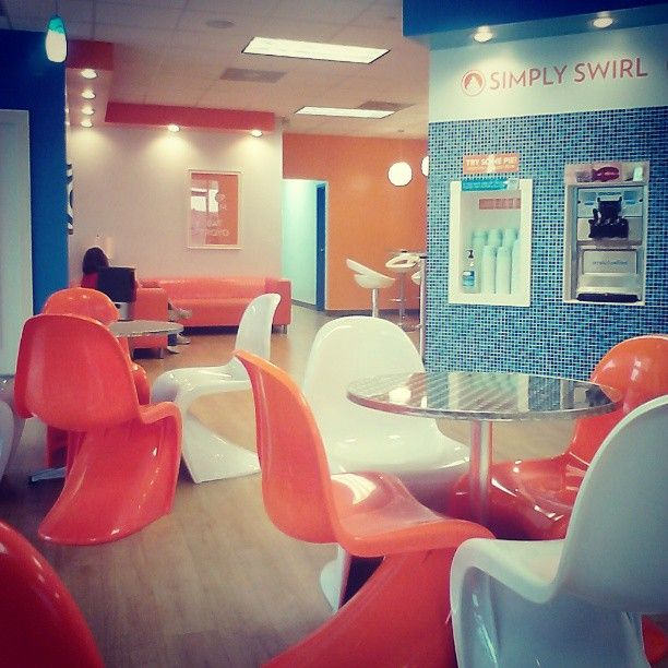 At Simply Swirled In Cape Girardeau, MO; Pic Courtesy  @mariah_loves_donnell102012 On