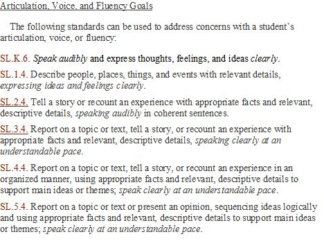 53 best Curriculum, IEPs, Goals images on Pinterest Speech - speech therapist resume