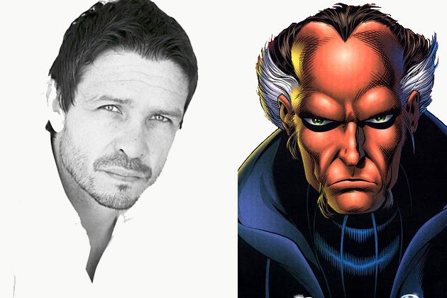 'Arrow' casts Matthew Nable as the latest white man to play Ra's Al Ghul