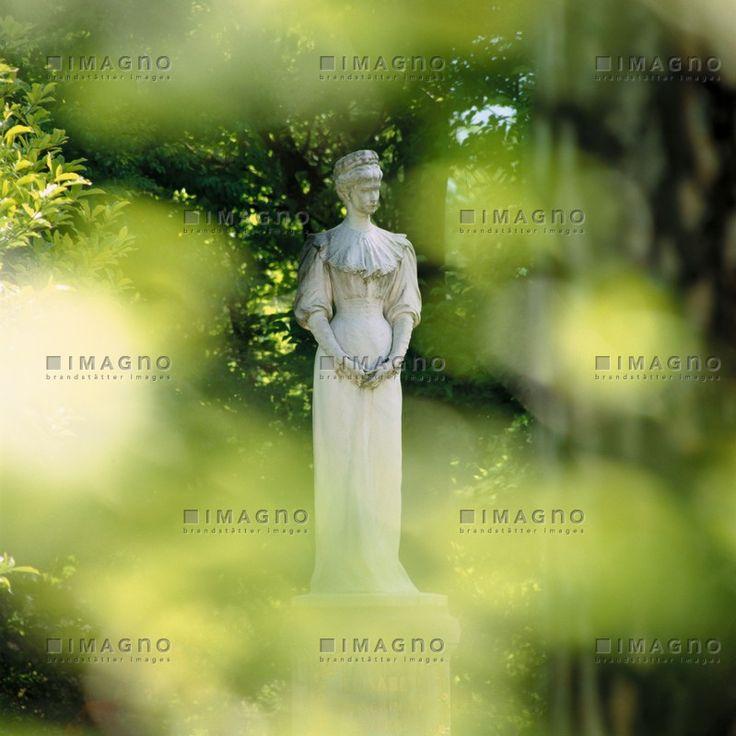 Statue Kaiserin Elisabeth, © IMAGNO/Oskar Anrather