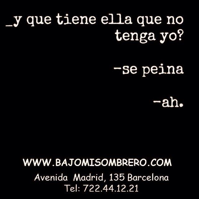 #hispano #latino #belleza #pelo #cabello #look #peluquería #barcelona #bcn #españa #spain #blogdebelleza #ella #mujer #peinado #perruqueries #perruqueria #perruquer #peluquero #peluquerías