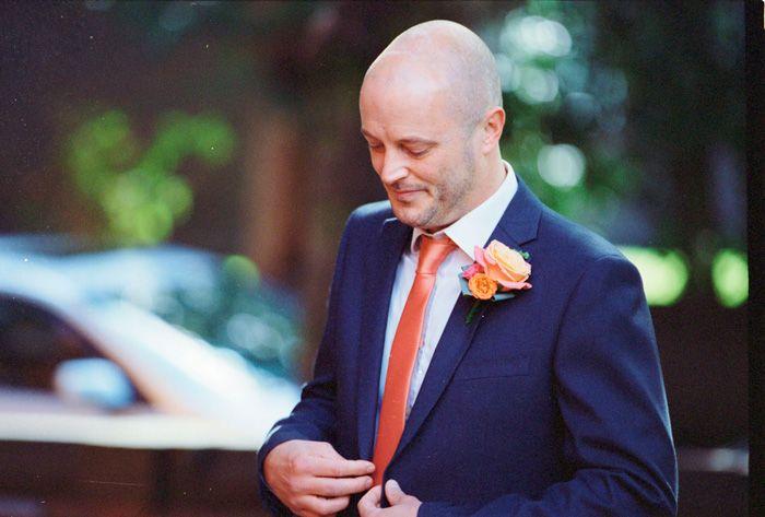 Wedding Manchester 2015 Kodak Portra