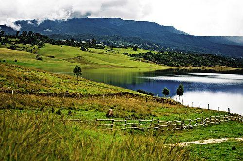 Sisga Dam, Colombia