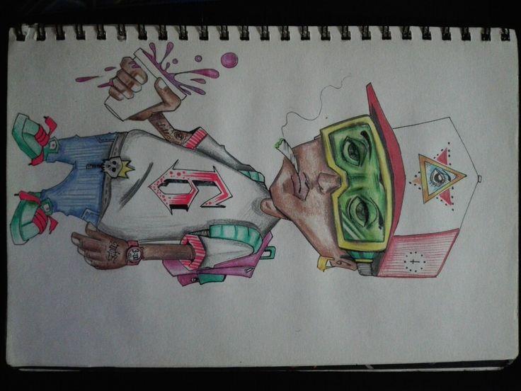 #Dope #Shit #DrogaTinta #Rap