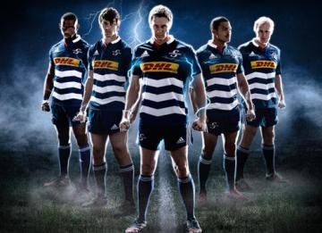 Stormers Rugby 2014 adidas Home and Away Jerseys