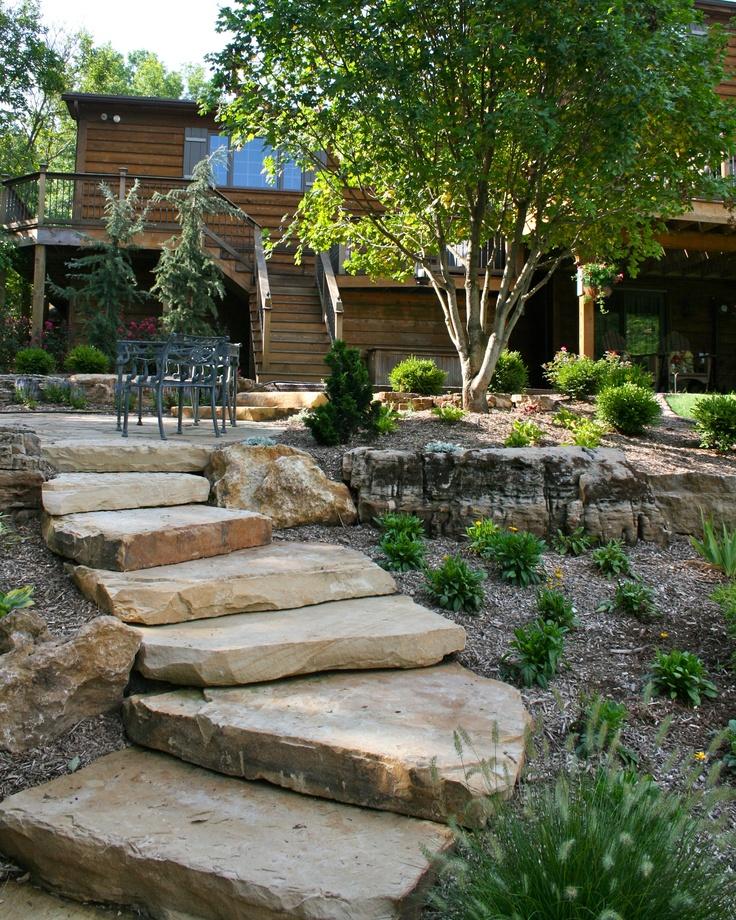 Best 25 Garden Steps Ideas On Pinterest: 25+ Best Outdoor Stone Steps Ideas On Pinterest