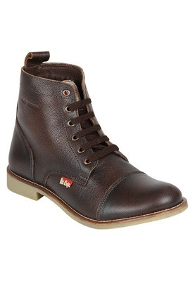 Brown Boots from Lee Cooper