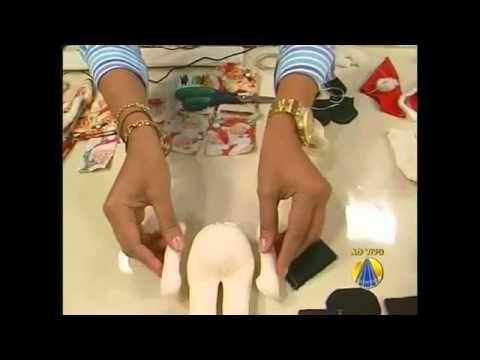 A Roca   Roupinhas do Papai Noel - Profª Andrea Malheiros - YouTube