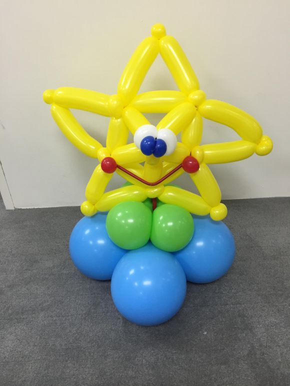 how to make balloon sculptures