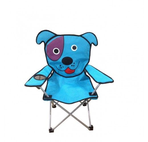 This Cute Kids Camping Chair Will Bring A Smile To Face Of Any Kid