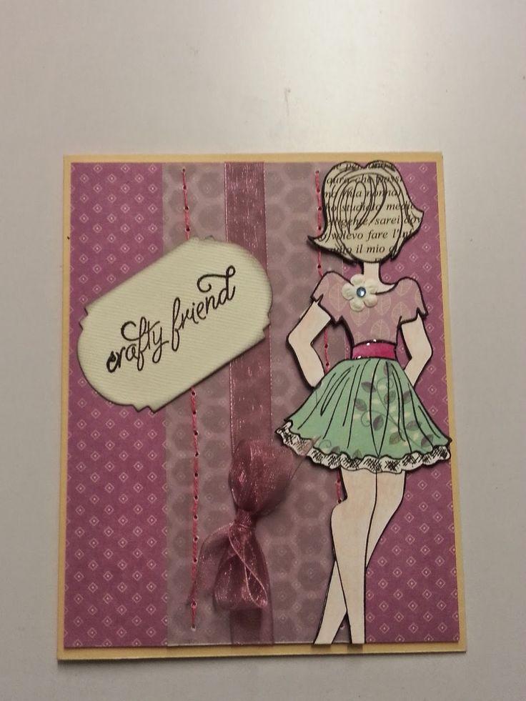 Amiche di Scrap: sfida Card #9 - Valentina
