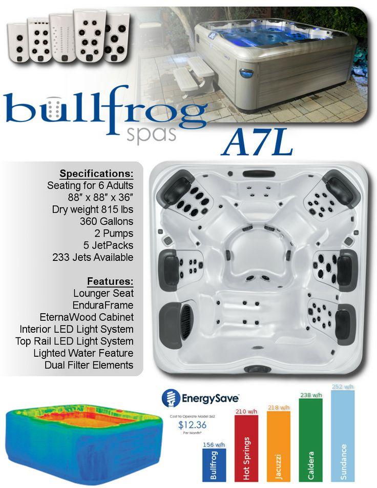 bullfrog a5l hot tub price 2004 manual check get technology energy savings tubs reviews 2016