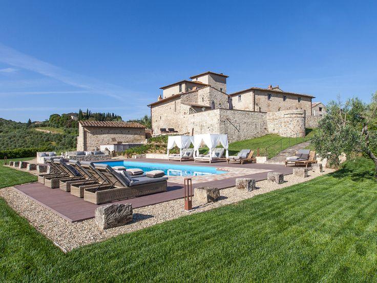 Willkommen im Luxus-Privathotel Vitigliano Tuscan Relais & Spa in der malerischen Toskana. Für weitere Infos: www.proudmag.com