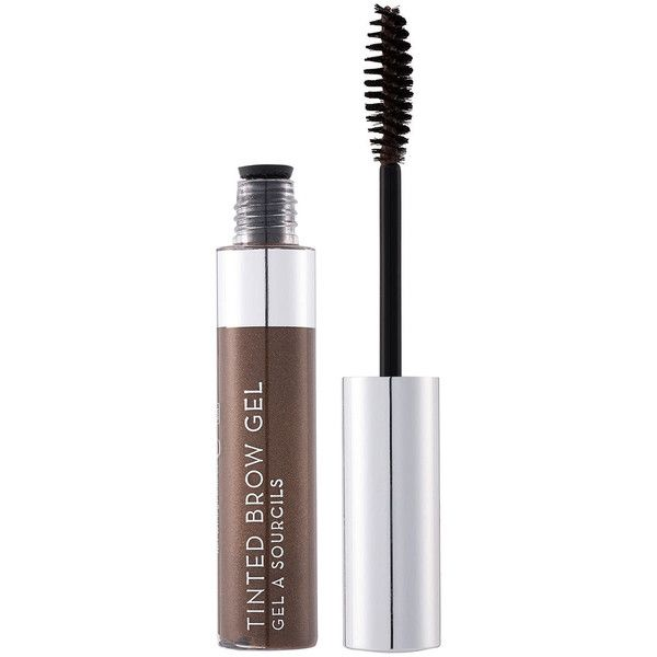 Anastasia Tinted Brow Gel ❤ liked on Polyvore featuring beauty products, makeup, eye makeup, eye brow makeup, brow makeup, eyebrow cosmetics and eyebrow makeup