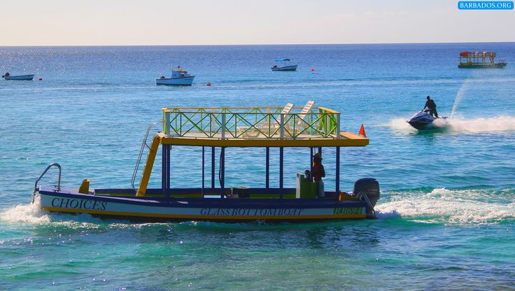There's lots of fun watersports to enjoy around Barbados! What's your favourite?