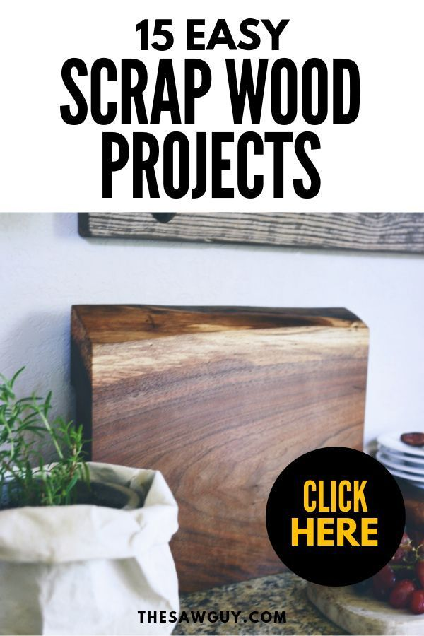 15 Easy Scrap Wood Projects Diy Tips Old Wood Projects