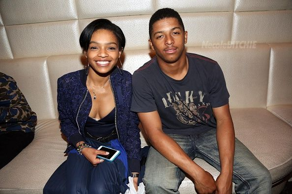 Selah Marley and Zion Marley at Lauryn Hill's 40th birthday party
