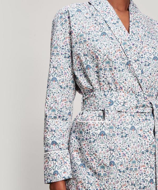 e72730ff888 Imran Tana Lawn Cotton Long Robe
