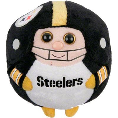 Pittsburgh Steelers Beanie Ballz #steelers #pittsburgh #nfl
