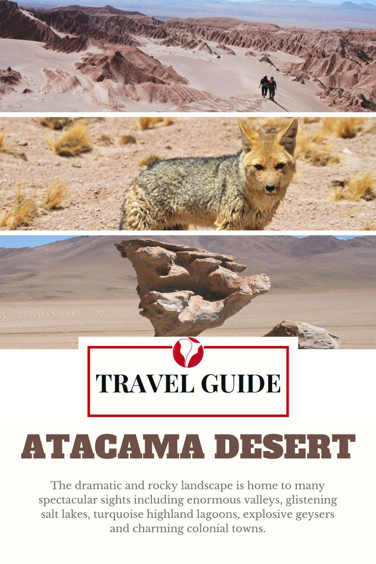 Book holidays to the Atacama Desert in Northern Chile with Latin Routes and as you explore this beautiful area you could be forgiven for thinking you have arrived on another planet!